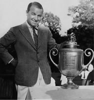 Gene Sarazen Hall of Fame